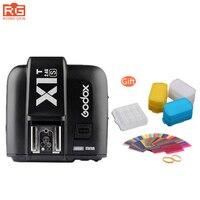 Новые Godox x1t-s TTL Беспроводной триггера для Sony Зеркальные фотокамеры a77ii, a7rii, A7R, A58, A99, ilce6000l