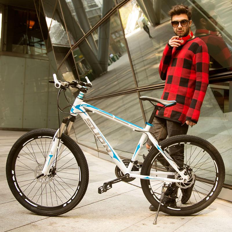 Hot Style 21 Speed Male And Female Speed Changing Car 26 Inches Off Road Racing Students Bike Mountain Bike