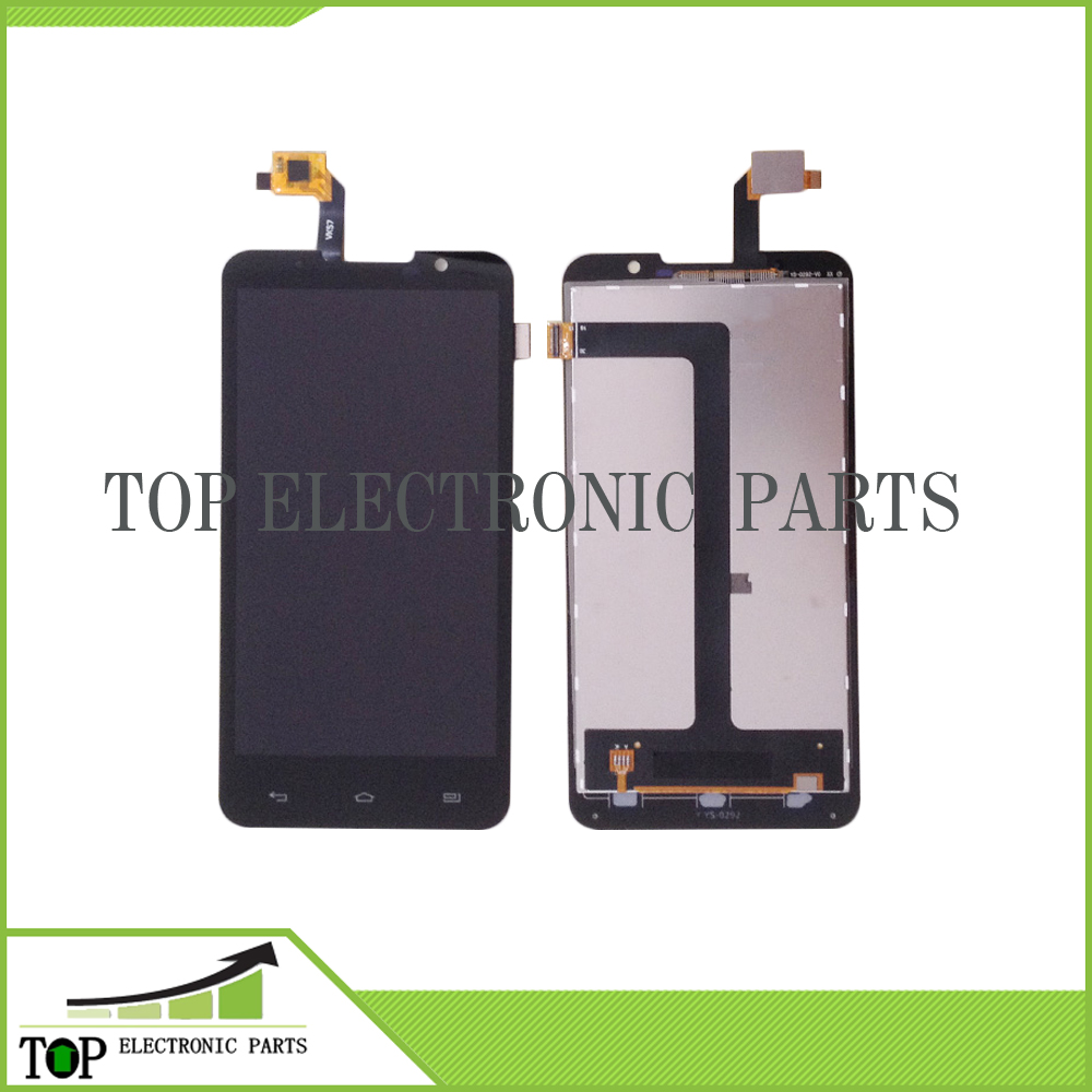 5 inch Original new for Highscreen Alpha R LCD screen display with touch screen digitizer full LCD display assembly