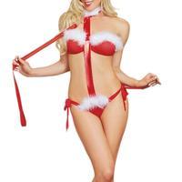 2017 Hot Christmas Fashion Women Sexy Racy Straps Spice Suit Temptation Straps Sex Toys L111