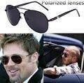 Nuevo 2015 de Moda de Verano de Los Hombres gafas de Sol Polarizadas Deporte Oculos Multicolor Polaroid Conducción Gafas Envío Gratis MB209A