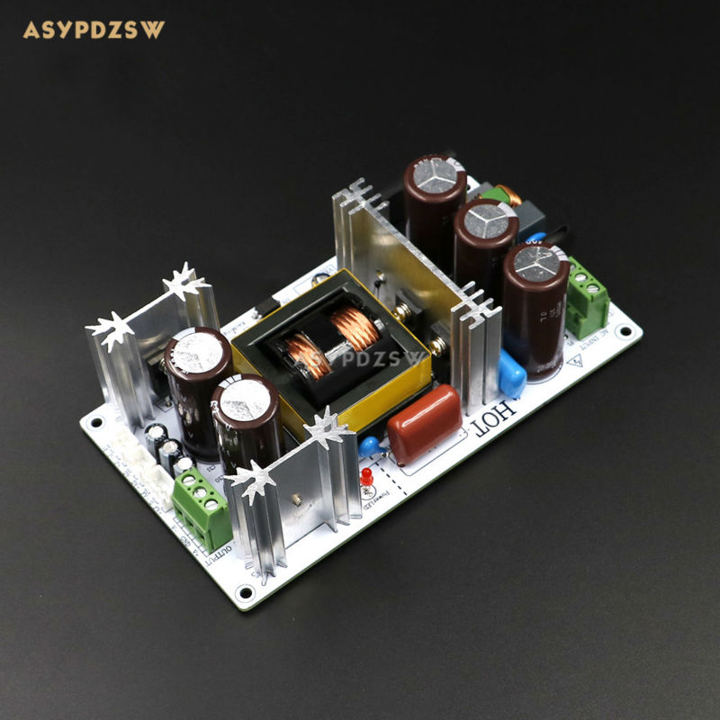 KM P800 haute puissance amplificateur numérique alimentation à découpage double +/ 70 V régulateur 800 W SMPS conseil-in Adaptateurs AC / DC from Electronique    3