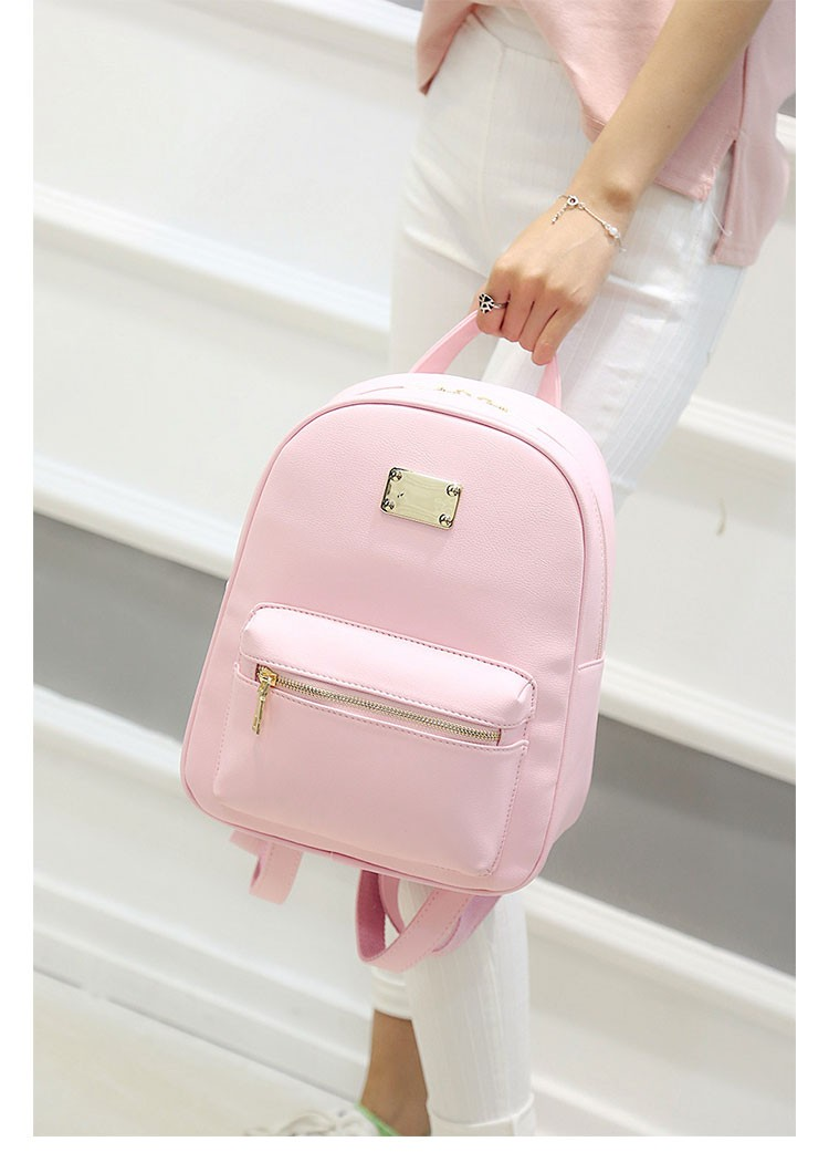 Simple Large Backpack*
