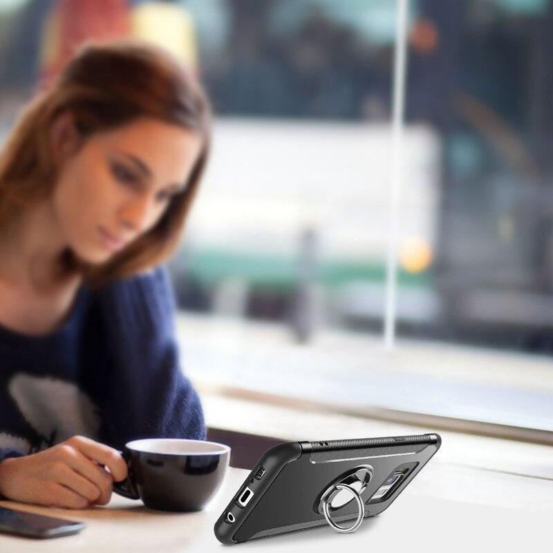 Θήκη για Samsung Galaxy S8 S7 Edge Car Holder Stand Magnetic - Ανταλλακτικά και αξεσουάρ κινητών τηλεφώνων - Φωτογραφία 5