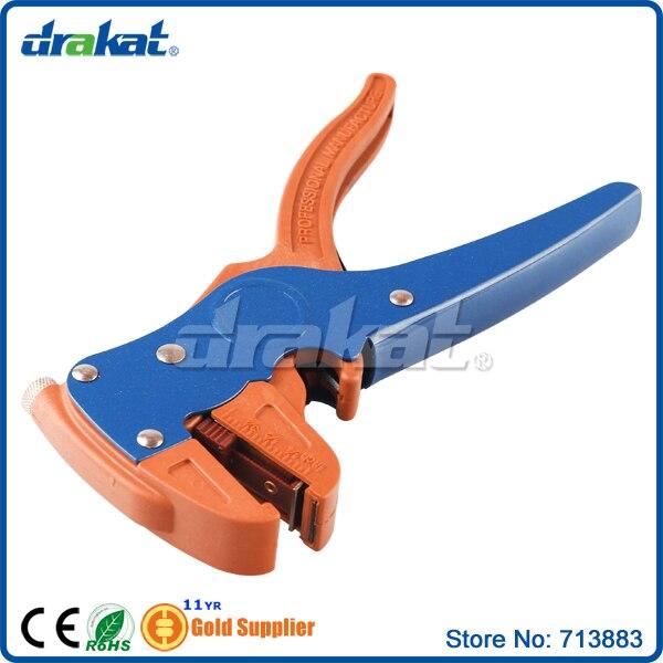 0.2-4mm Duckbilled Wire Cutter Stripper Stripping Tool