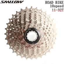 SUNSHINE-SZ Road Bike 10s Cassette 11- 32 T Freewheel Bicycle Parts 10s 20S 10Speed Flywheel for parts 5600 5700 105 K7 rival штатив sirui t 005kx c 10s