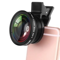 ZOMEi Clip On Universal Cell Phone Camera Lens Kit For IPhone 6s 6s Plus 6 5s