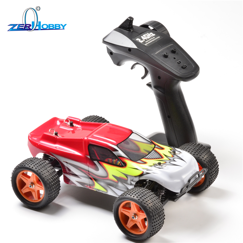 Christmas Gift RC Car Toys 1:18 Scale Electric Powered Off Road Remote Control Brushed 4WD Mini Truggy Item No.: SE1821/E18XT