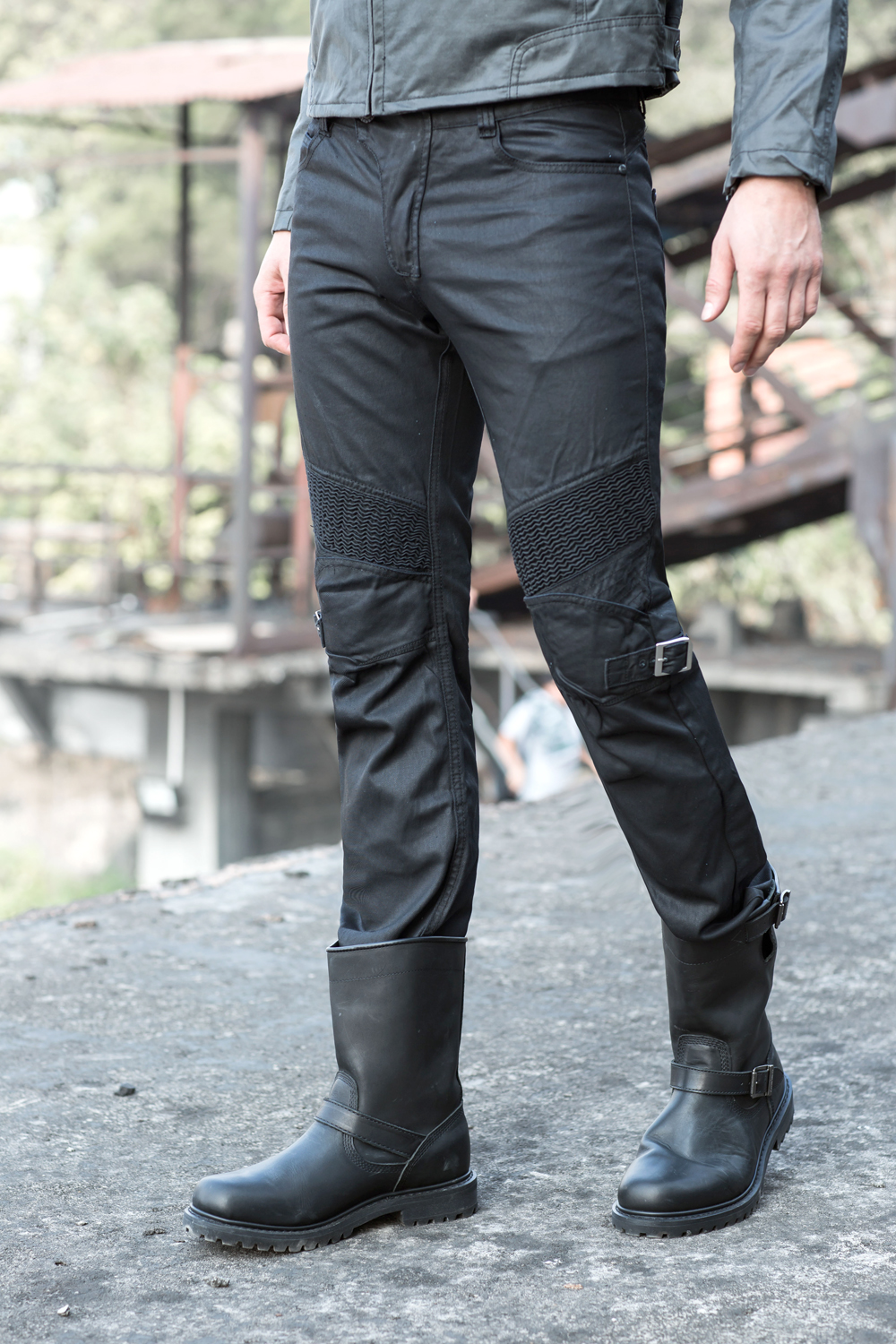free delivery uglyBROS johnny ubs08 jeans / plastic windproof winter jeans / motorcycle jeans / Men's jeans jeans husky jeans
