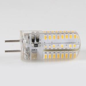 Image 2 - 10Pcs G4 5W LED Light Corn Bulb DC12V Energy Saving Home Decoration Lamp CLH@8