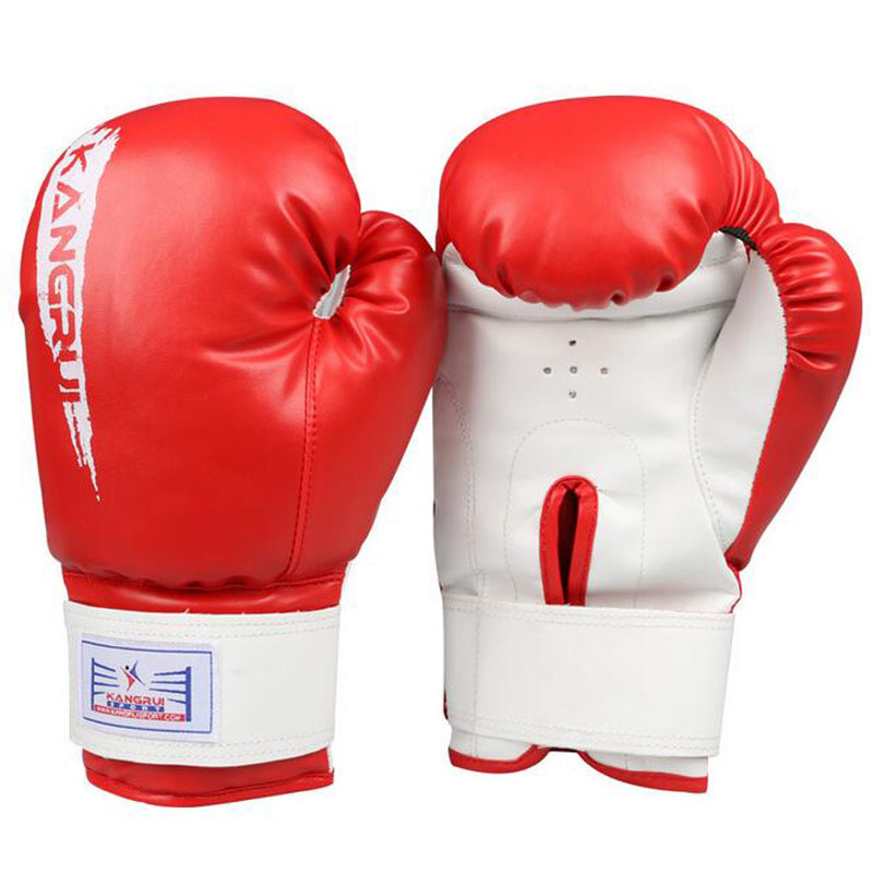 10 oz Boxing font b Gloves b font For Women Men Free Fight Sanda Wushu Sandbag