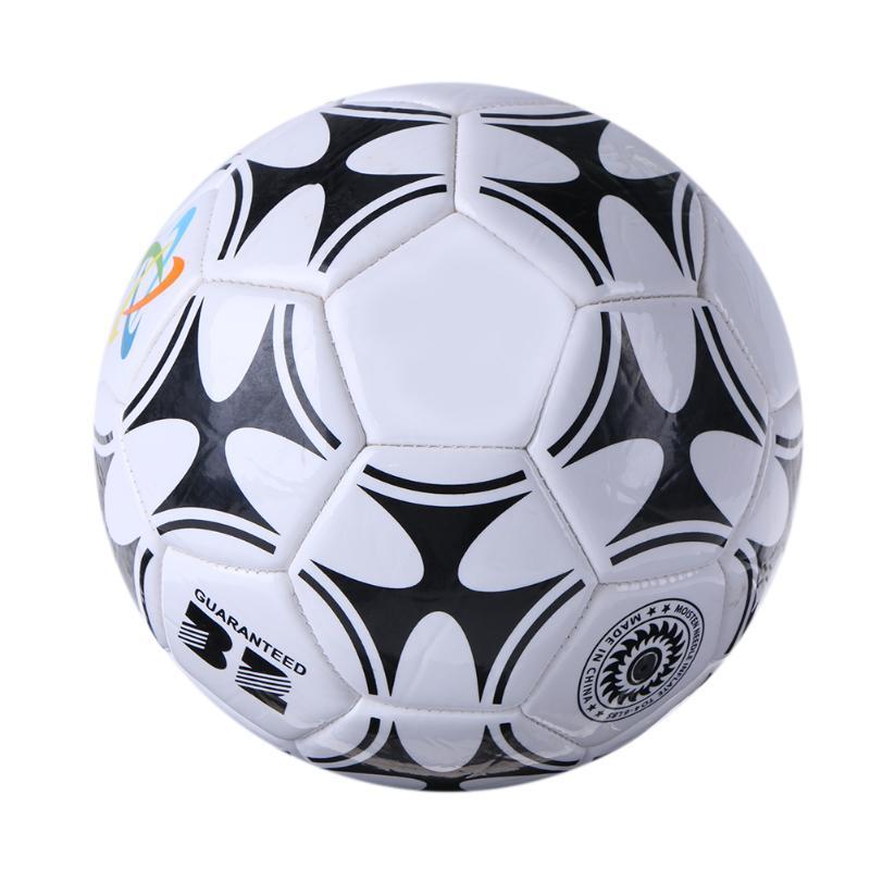 Size 3 Soccer Ball Football Children Kids Teenager Outdoor Sports Trainning Exercise Ball Durable PVC Popular Football Ball
