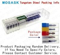 """כלי קרביד MOSASK 1pcs 4 פלדה טונגסטן קרביד חליל HRC45 endmills גַיֶצֶת 3mm 2mm 4 מ""""מ כלי נשיפה (5)"""