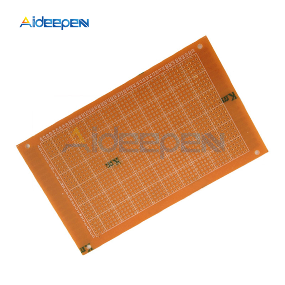 NEW Prototype Paper PCB Universal Board PCB 9×15cm 9*15cm