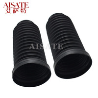 New 2pcs For BMW F01 F02 740 750 Air Suspension Shock Rear Dust Boot Cover Air Spring Rubber Boot Sleeve 37126791675 37126794139