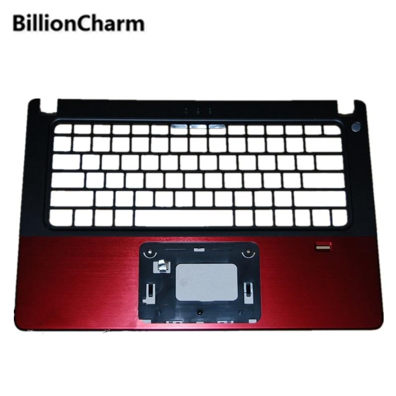 BillionCharm New Laptop Case For Dell Vostro 5439 V 5460 5470 5480 C Red Shell Cover keyboard case gzeele new for dell vostro v5460 v5470 5460 5470 v5480 5480 5439 bottom base cover ky66w 0ky66w mainboard bottom casing d case
