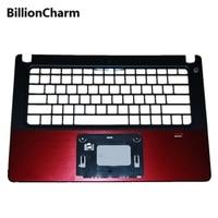 BillionCharm New Laptop Case For Dell Vostro 5439 V 5460 5470 5480 C Red Shell Cover keyboard case