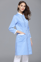 Women Sweater Medical Uniforms 2016 New Beauty Salon Medical Scrub Nurse Uniform Dental Clinic Long Sleeve Clothes Slim Fit