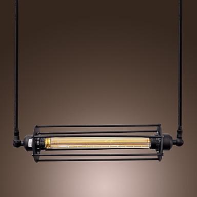 40 Вт Ретро подвесной светильник с мансардой Стиль Дизайн бар свет качели для бара украшения подвесной светильник E26/E27, лампа в комплекте