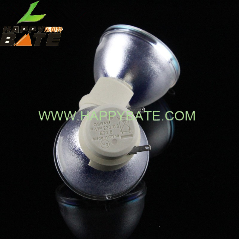 HAPPYBATE Original Bare Lamp BL-FP230J / SP.8MQ01GC01 for Theme-S HD23 Theme-S HD230X HD20 HD20-LV HD200X HD21 happybate bl fu240a sp 8ru01gc01 original bare lamp for dh1011 eh300 hd131x hd25 hd25 lv hd2500 hd30 hd30b