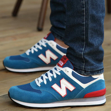 2017 New Arrival Korean Style Men Fashion Casual Male Students Trainer Sneakers Flat Lacing Breathable Leisure Shoes Zapato G067
