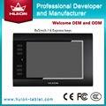 Продвижение новый Huion H58L 8 '' цифровой графический таблетки доски черный USB профессиональные дети графические планшеты подпись площадку
