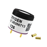 1PCS Oxygen Sensor O2 A2 O2A2 02 A2 02A2 Gas Sensor Detector ALPHASENSE Oxygen Sensor 100