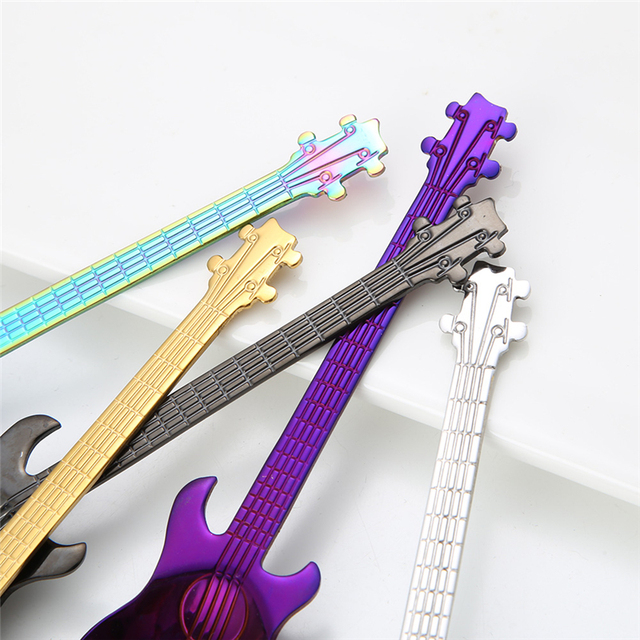 brixini.com - The Stainless Steel Guitar Spoons