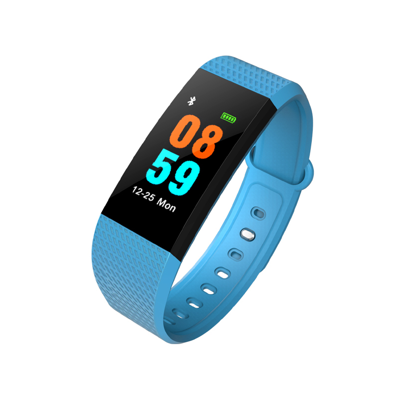 i9 Smart Band Color Screen IP68 Waterproof Heart Rate Fitness bracelet