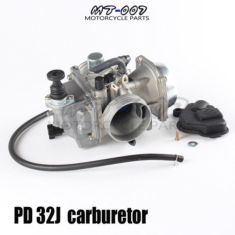 Carburateur PD32J ATV pour Honda Rancher TRX 350 TRX350 350ES/FE/FMTE/TM moto ATV Quad