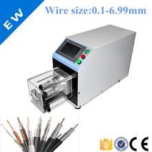 EW-06F для разделки коаксиального кабеля машина