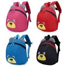 Плюшевые рюкзаки анти-потерянный Дети Детские сумка милые животные собаки Рюкзаки детский сад мешок в возрасте 1-3