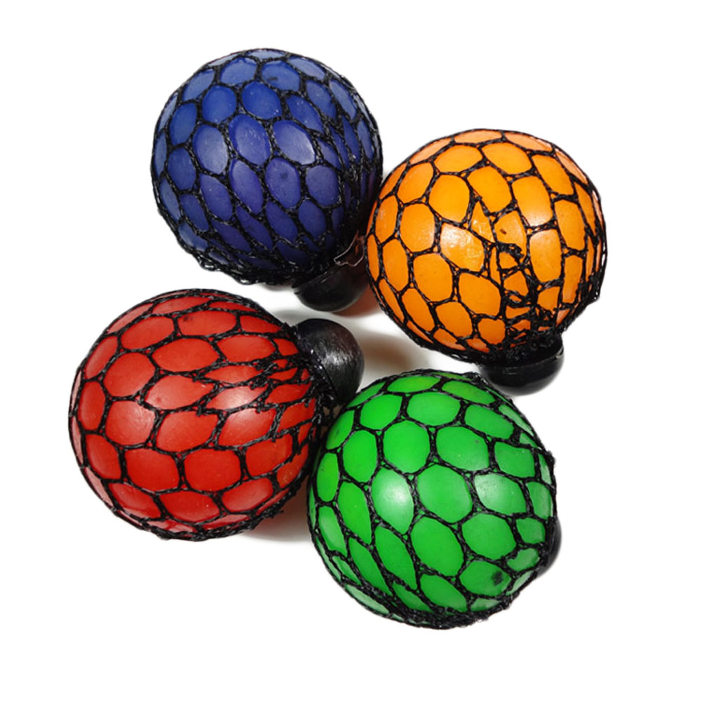 Vent Grape Ball Funny Toys Anti-Stress Reliever Autism Squeeze Decompression Prank Gift Toy