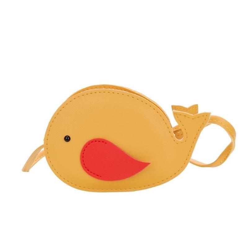 Gepäck & Taschen Kawaii Dolphin Mini Schulter Tasche Nette Baby Mädchen Messenger Handtasche Mode Pu Kinder Crossbody Geldbörse Geld Taschen 2018 Z70 Elegantes Und Robustes Paket