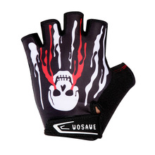 High Quality Cycling gloves Ciclismo Bike Bicycle gloves 3D GEL Shockproof Sports Half Finger Men's Gloves