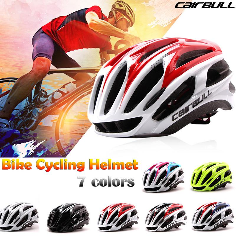 CAIRBULL Bike Helmet Ultralight Integrally-Molded New EPS Soft With 29 Air-Vents