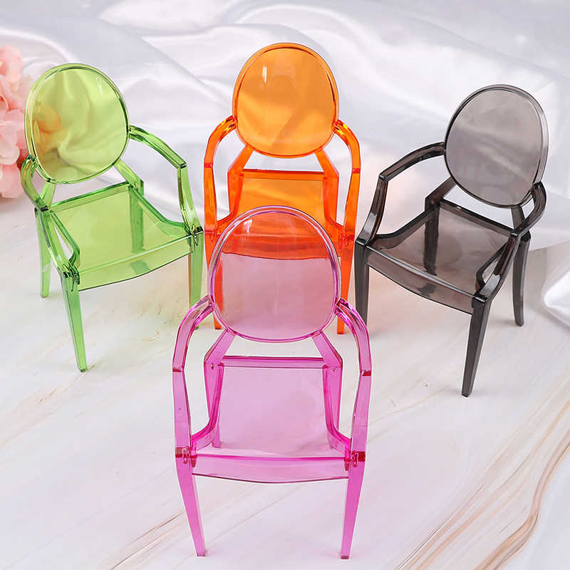 Casa de muñecas a escala 1:6 casa de muñecas miniatura muebles de sillón silla para niños muñecas casa Accesorios