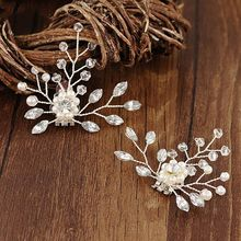 Shoe Clip Rhinestone Pearl DIY Shoes Women Elegant High Heel Sandal Decoration Ornaments Charms Floral Fashion Beads Buckle Clip eykosi new fashion 2pcs shoe decoration clothes diy leaves flower ornaments charms removable floral hot 2018