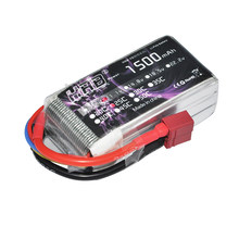 HRB RC Lipo Battery 3S 11.1V 1500mah 25C XT60 JST T Plug For Eachine CG033 Racing Drone Helicopters Airplane FPV Parts Hobby Toy(China)
