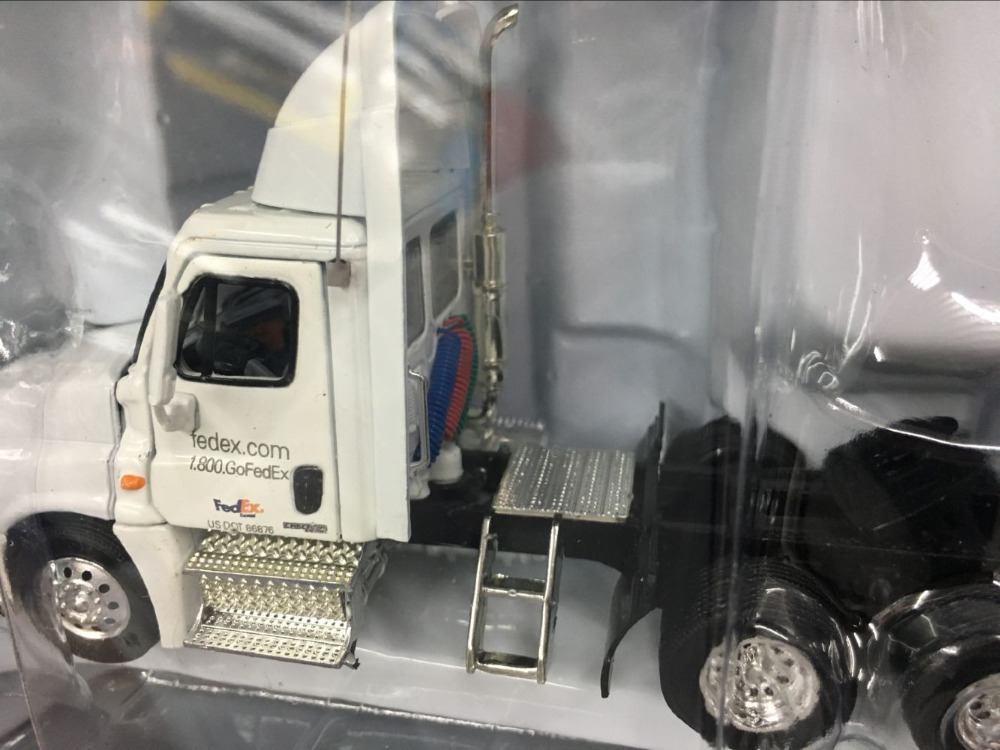 US $89 1 10% OFF|Tonkin Replicas DIECAST TRUCK MODELS FedEX Freight  Collectible 1/53 Truck Model-in Diecasts & Toy Vehicles from Toys & Hobbies  on