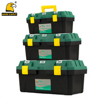 Tool Box 14''17''19'' Plastic Storage Case Multifunctional Tool Organizer Electric Box
