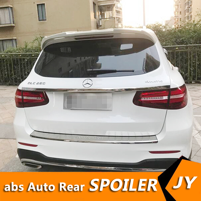 For Mercedes Benz Glc Class Coupe Glc300 Glc250 Spoiler: For Mercedes Benz GLC Class GLC300 GLC250 Spoiler 2016