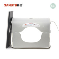 LED photo studio Professional Portable Mini Kit Photo Photography Studio Light Box SANOTO Softbox k40 for 220/110V EU US UK AU