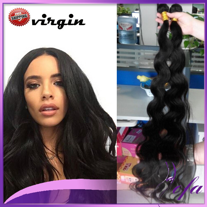 Grade 10 Perfect Hair 3436 Brazilian Weave Online Aofa Hair