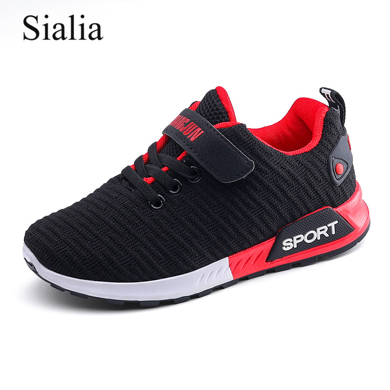 Sialia Breathable Children Shoes For Kids Sneakers Boys Casual Shoes Girls Sneakers Sport Trainer School Footwear Tenis Infantil