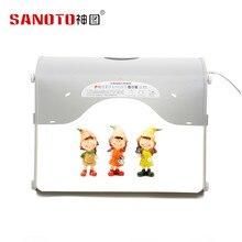 цена на sanoto box Portable Photography Shooting Tent Small Foldable Light Box Softbox  50cm light tent K50 CD50