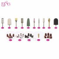 32pcs Box Professional Manicure Pedicure Kit Nail Bits For Electric Nail Files Drill Machine Nail Art