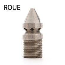 """ROUE Gs Riool Nozzle 1/4 """"Bsp 1 Vooruit 3 Terug Hogedrukreiniger"""