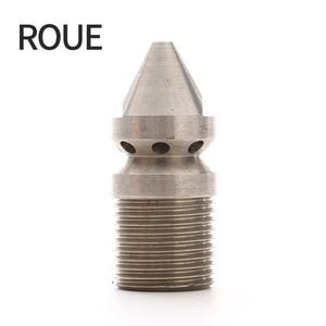 """Image 1 - Roue gs bocal de esgoto de 1/4 """"bsp 1 para frente 3 arruelas de alta pressão"""
