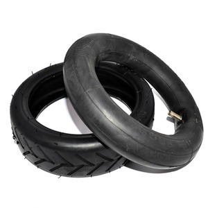 Image 1 - Smart Electric Scooter Inner Tube 8 1/2x2 Straight Valve For Xiaomi Mijia M365 Tires Durable Anti slip Accessories